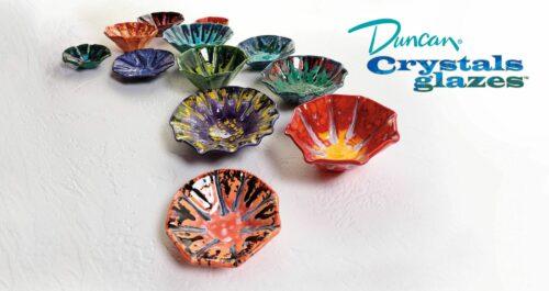 Crystals Glazes