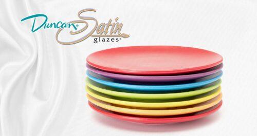 Satin Glazes