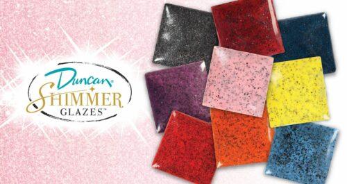 Shimmer Glazes
