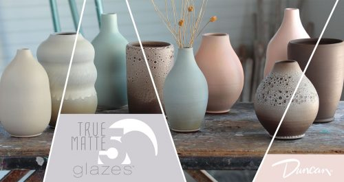 True Matte5 Glazes