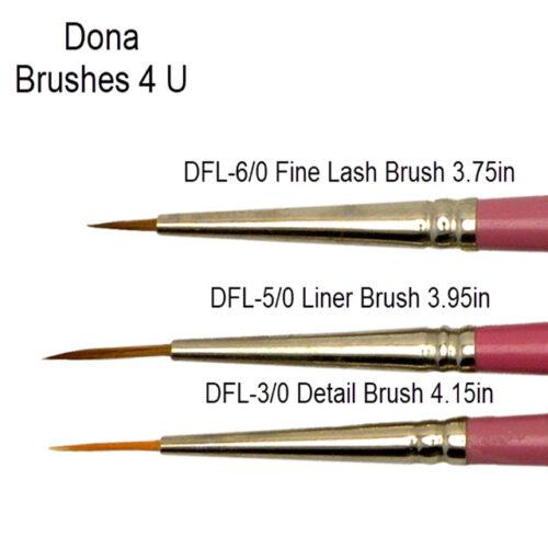Dona Brushes 4 U Fine Liner