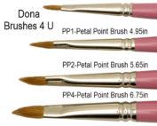 Dona Brushes 4 U Petal Point