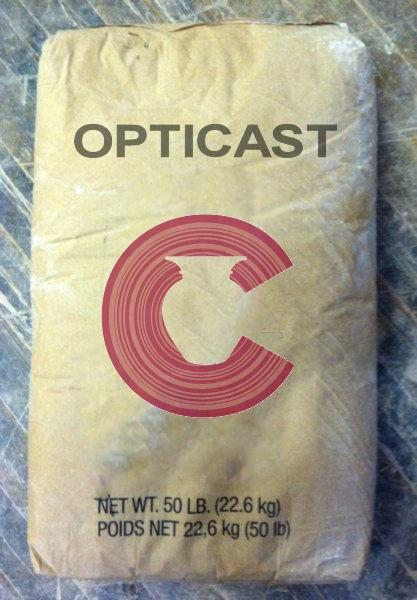Optikast Kaolin 100 Pounds