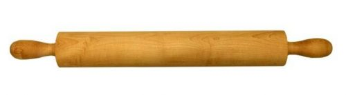 Rolling Pin Maple Wood 18 Inch