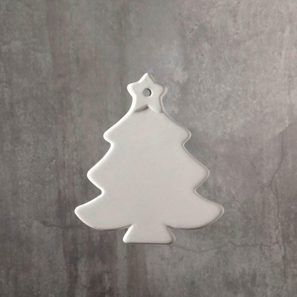 BQ SM CHRISTMAS TREE ORNAMENT
