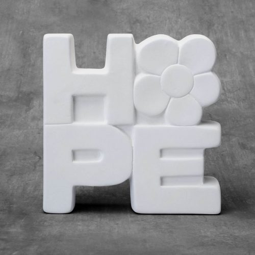BQ SM HOPE PLAQUE