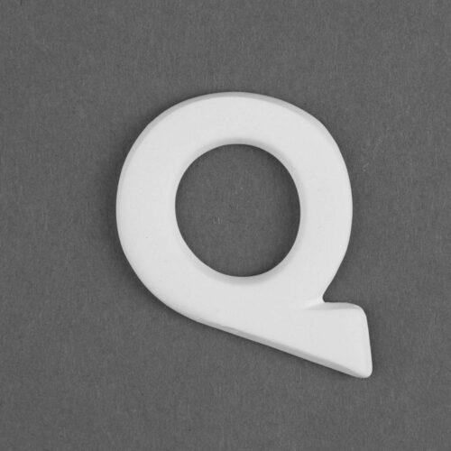 BQ SM Letter Q Embellie