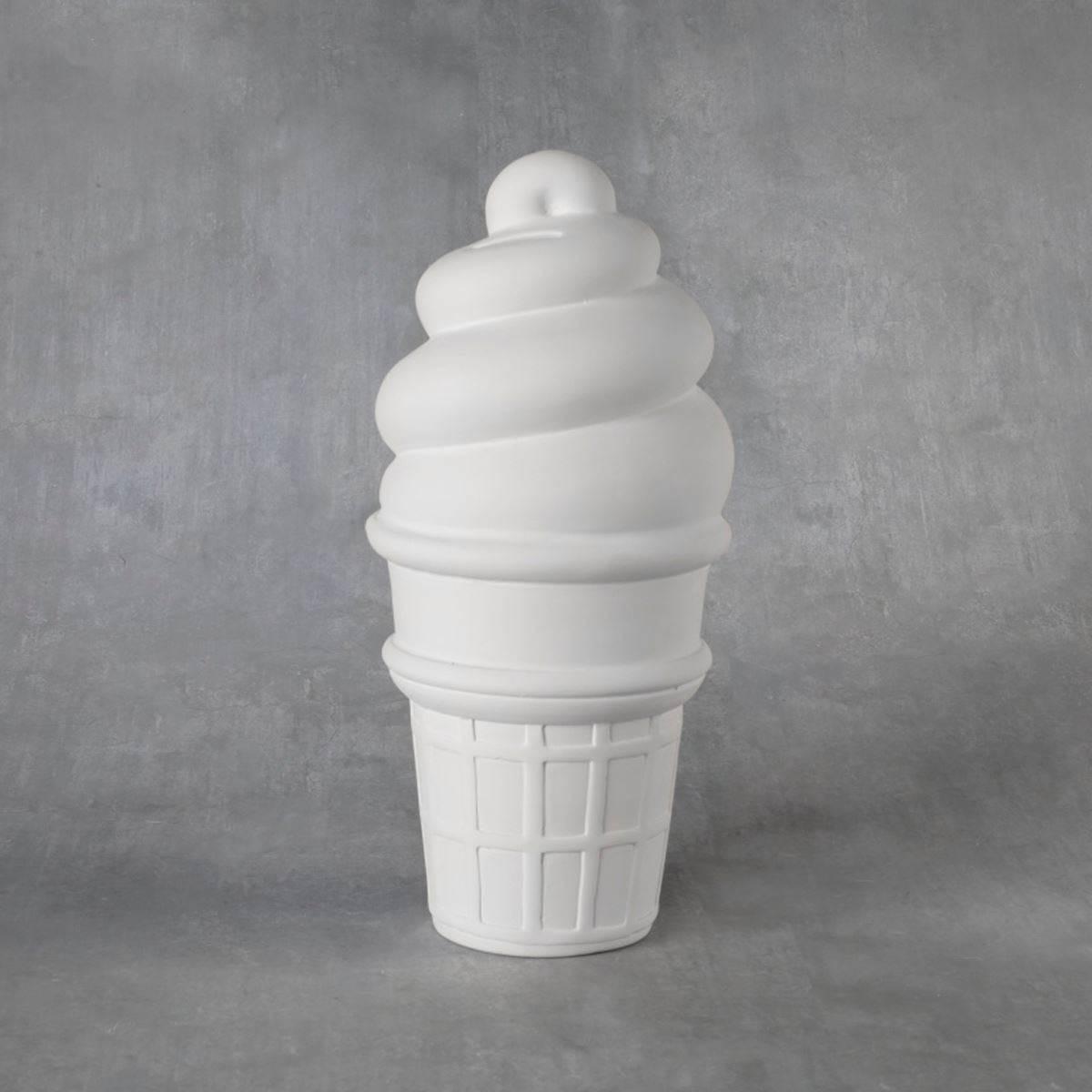BQ LRG XL ICE CREAM CONE BANK