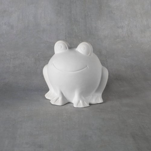 BQ LRG LARGE HOPPY THE FROG BANK