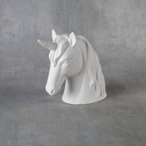BQ MED UNICORN HEAD BANK