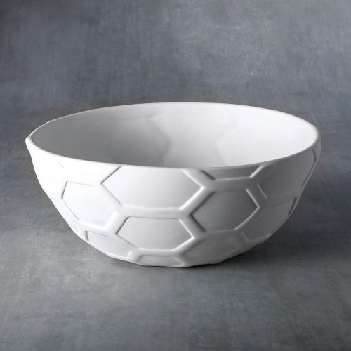 BQ LARGE MEDIUM HONEYCOMB BOWL