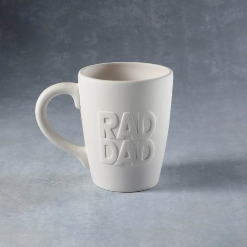 BQ MED RAD DAD MUG