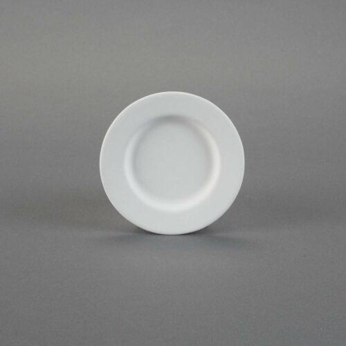 BQ SM RIMMED DESSERT PLATE