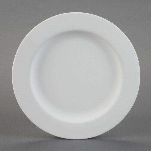 BQ MED RIMMED DINNER PLATE