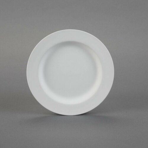 BQ SM RIMMED SALAD PLATE
