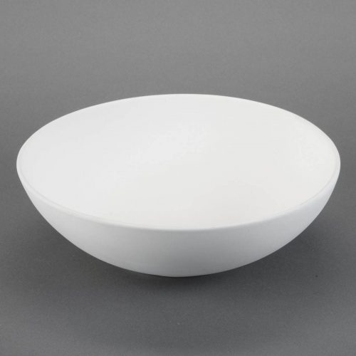 BQ LG SHALLOW SERVING BOWL