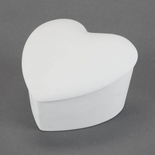 BQ SM SLANT HEART BOX