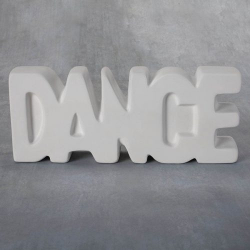 BQ SM DANCE PLAQUE