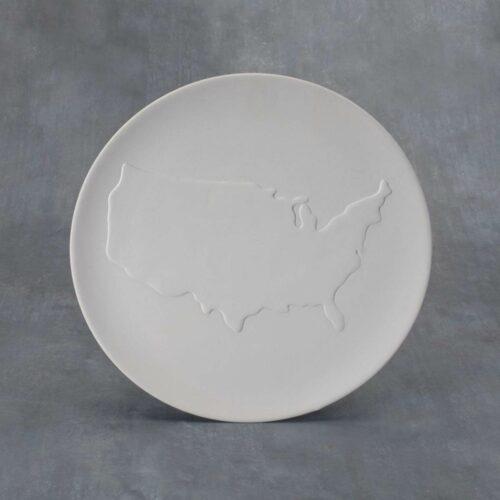 BQ SM UNITED STATES PLATE
