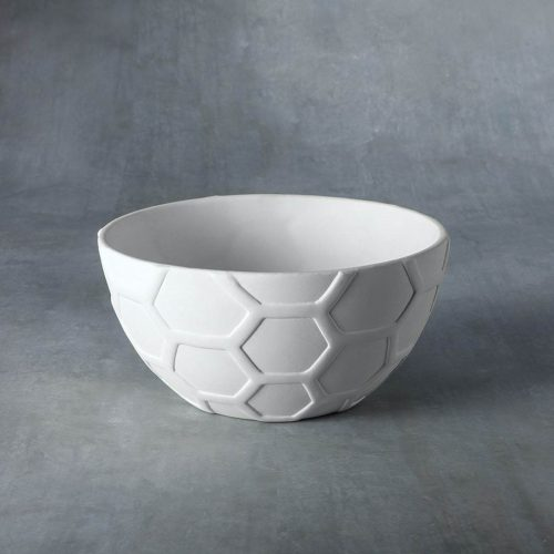 BQ MED SMALL HONEYCOMB BOWL