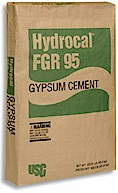 US Gypsum Hydrocal FGR95 100 Pounds