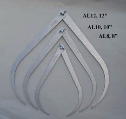 KEMPER AL12 12in ALUMINUM CALIPER