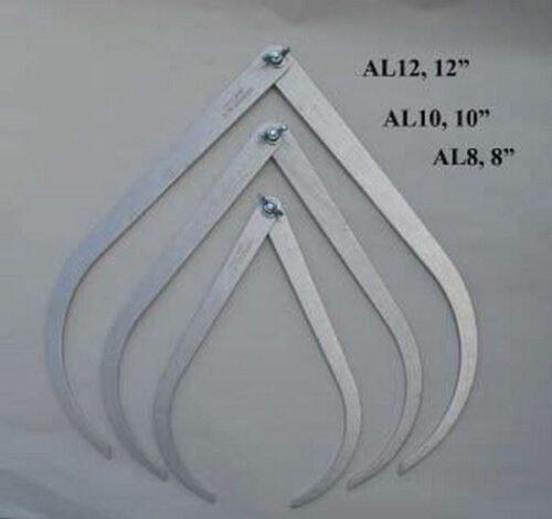 KEMPER AL10 10in ALUMINUM CALIPER