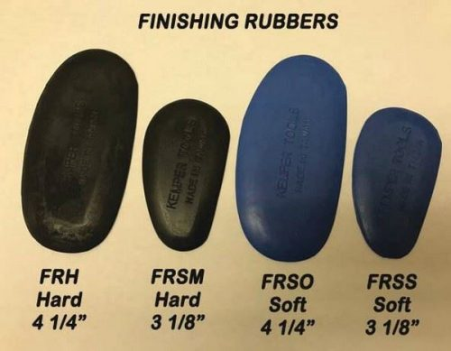 KEMPER FRSM HARD FINISH RUBBER SMALL BULK