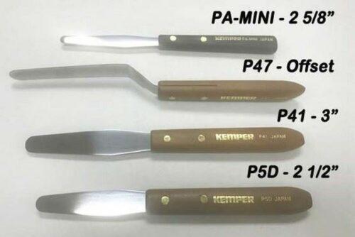 KEMPER P41 PALETTE KNIFE 3in