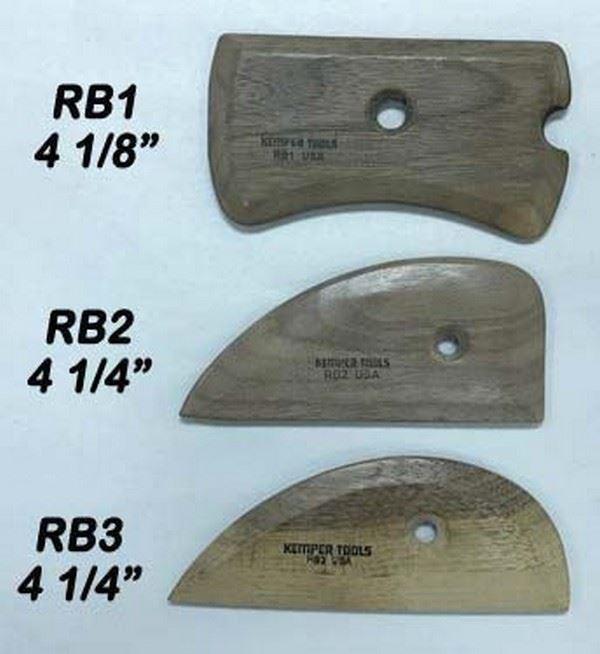 KEMPER RB2 POTTERS RIB 4 1-4in