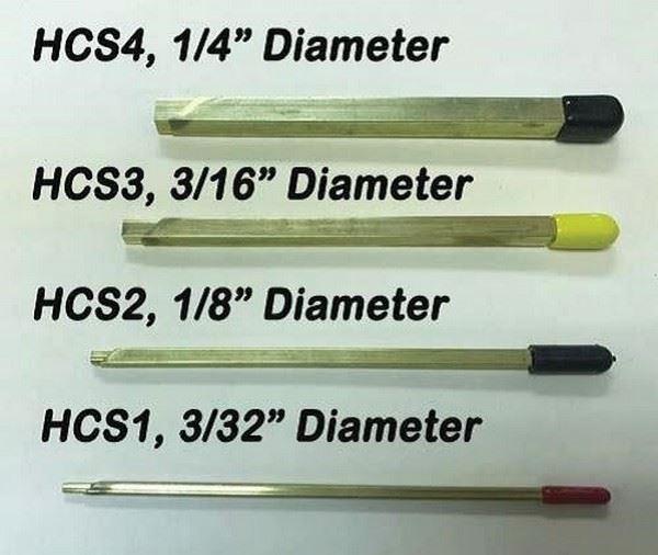 KEMPER HCS2 1-8in SQUARE HOLE CUTTER