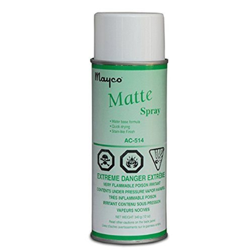MAYCO Matte Spray Sealer AC514