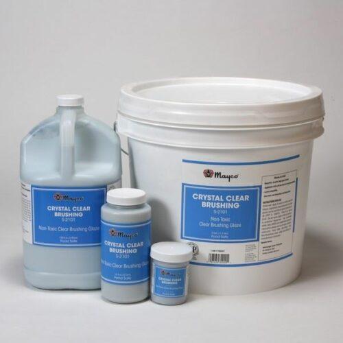 Non-Toxic Clear Glazes – Evans Ceramic Supply