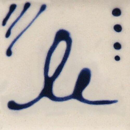 MAYCO Designer Liner Blue 1-25 oz