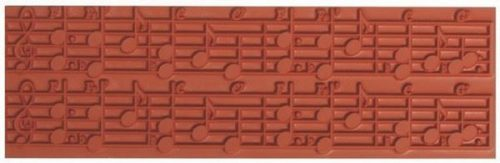 MAYCO Musical Notes Stamp