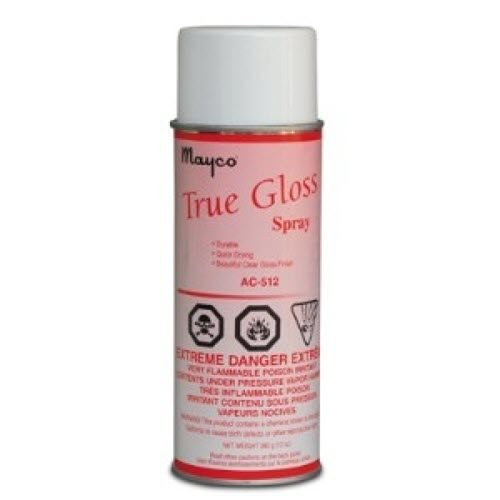 MAYCO True Gloss Spray AC512
