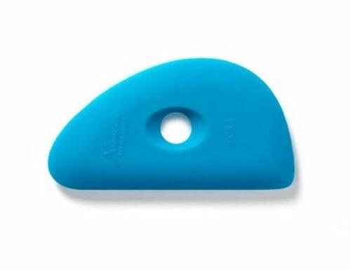 XIEM Firm Silicone Rib 4 - Blue