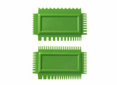 XIEM Ultimate Texture Comb B 2 ea  Flex Firm