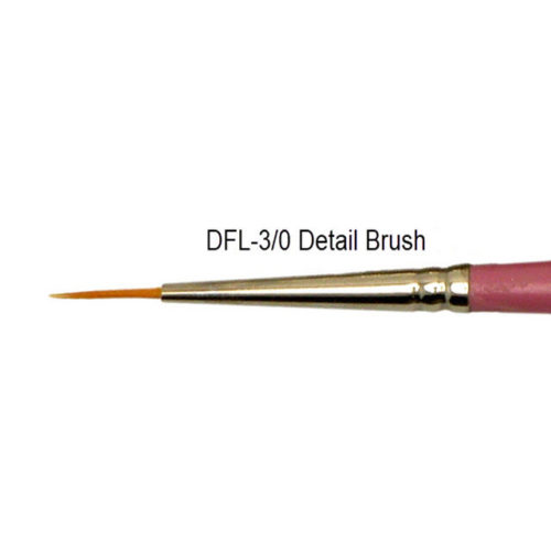 Dona Brushes 4 U Detail Fine Liner 3/0 DFL3