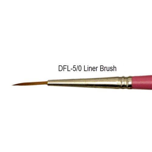Dona Brushes 4 U Detail Fine Liner 5/0 DFL5