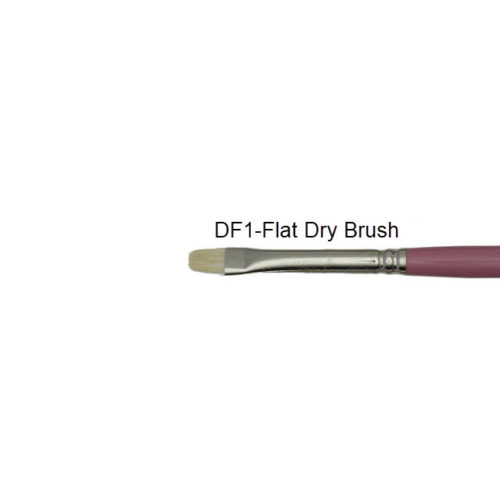 Dona Brushes 4 U Flat Drybrush DF1