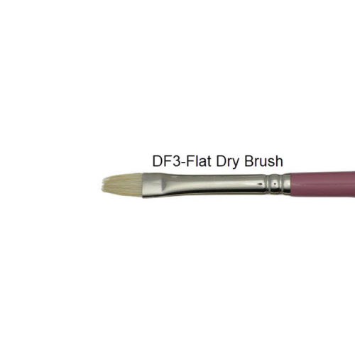 Dona Brushes 4 U Flat Drybrush DF3
