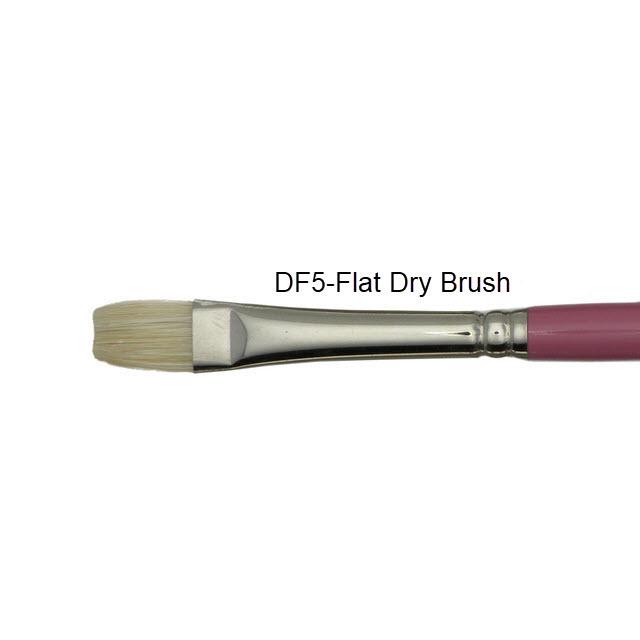 Dona Brushes 4 U Flat Drybrush DF5