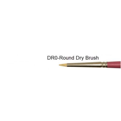 Dona Brushes 4 U Round Drybrush DR0