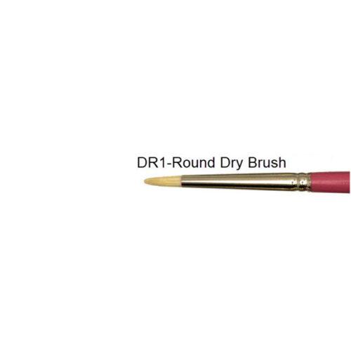Dona Brushes 4 U Round Drybrush DR1