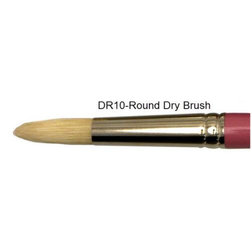 Dona Brushes 4 U Round Drybrush DR10