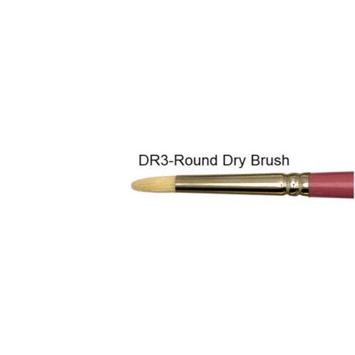 Dona Brushes 4 U Round Drybrush DR3