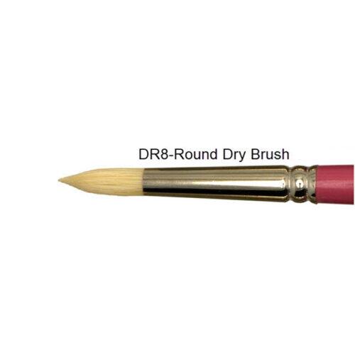 Dona Brushes 4 U Round Drybrush DR8