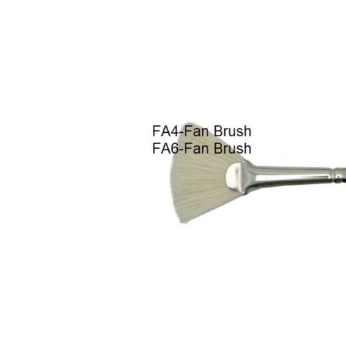Dona Brushes 4 U Fan Drybrush FA4 FA6